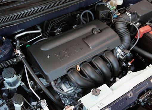 Двигатель на тойота королла 2006 года