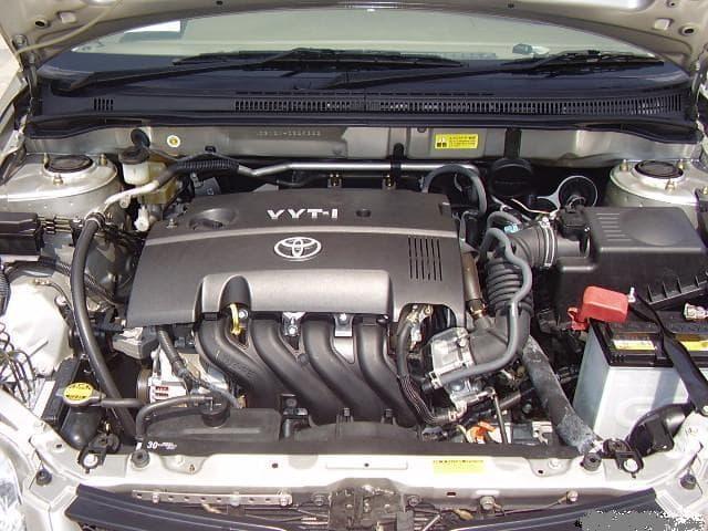 Двигатель Тойота Филдер