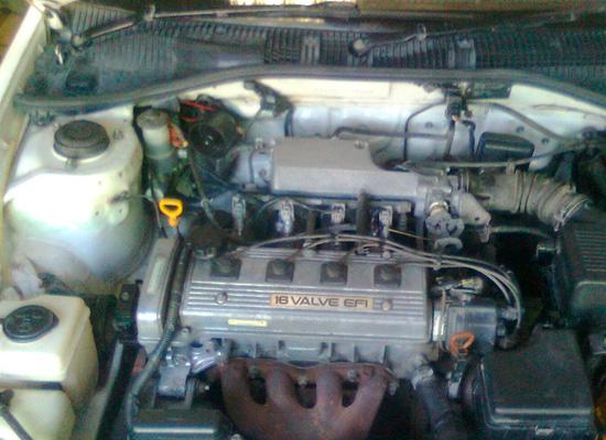 Клапанная крышка двигателя