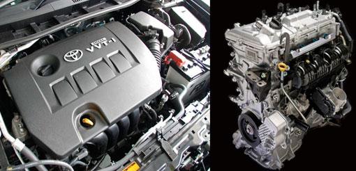 Двигатель 2008 года