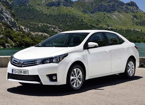 Toyota Corolla e160