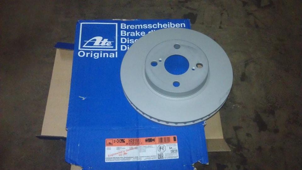 Новый тормозной диск